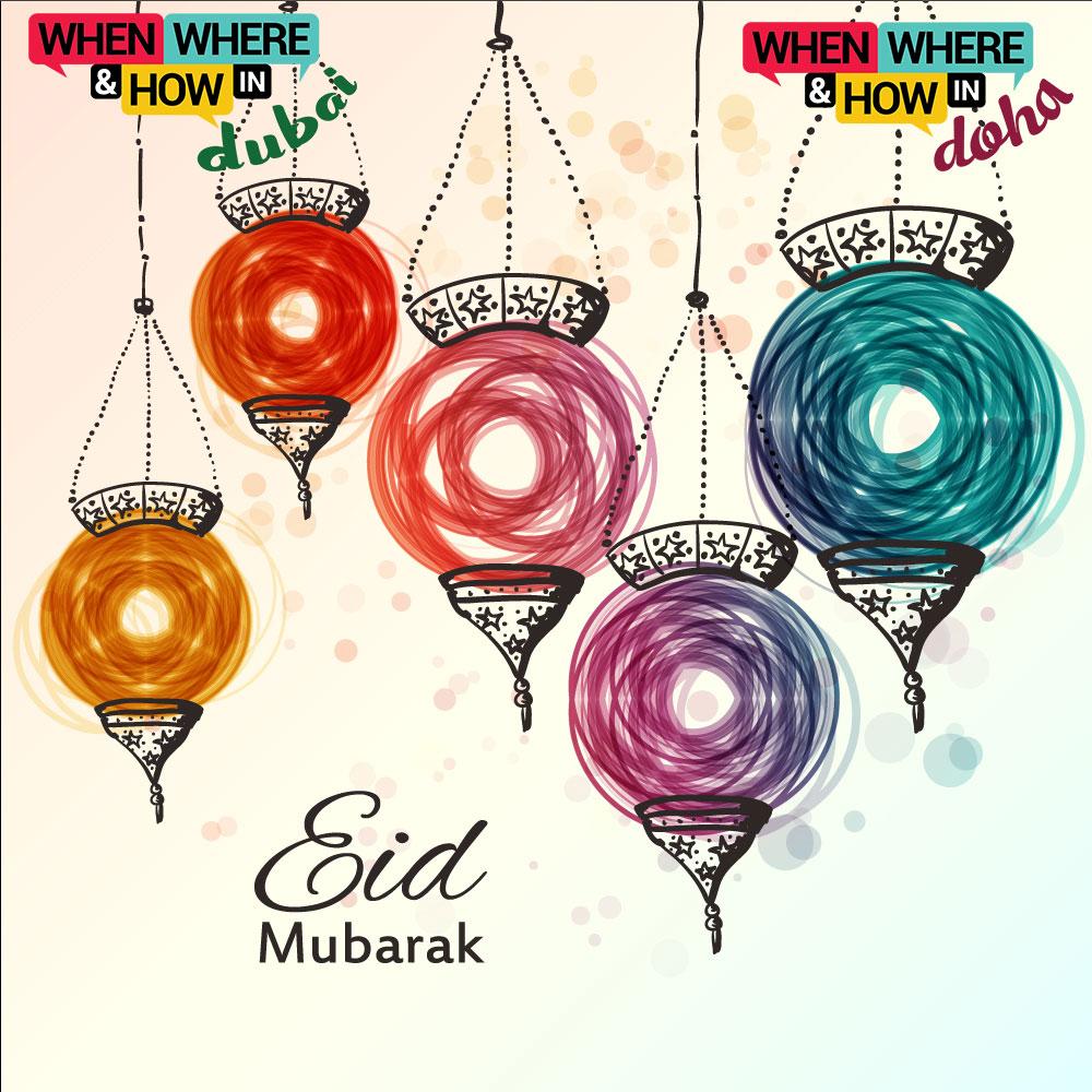 Eid Celebrations in Doha and Qatar