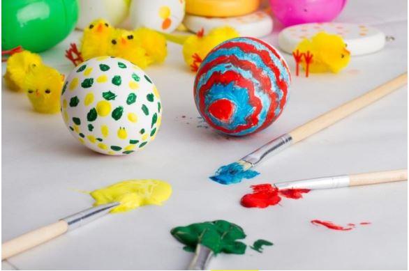 Easter Egg Hunt Ritz Carlton